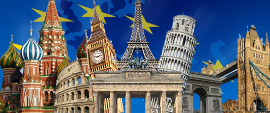 Europe Tours Online